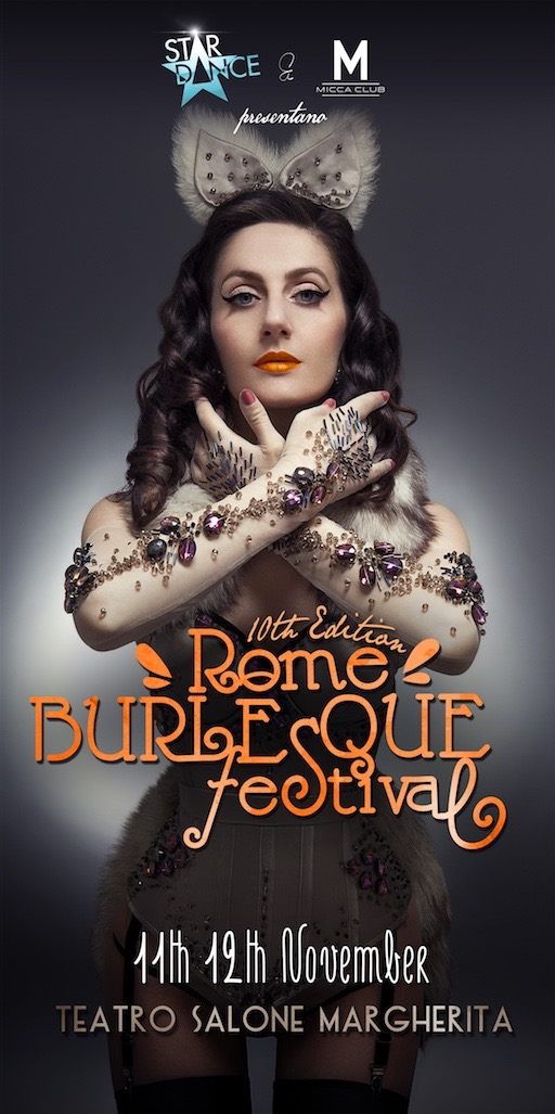 Rome Burlesque Festival