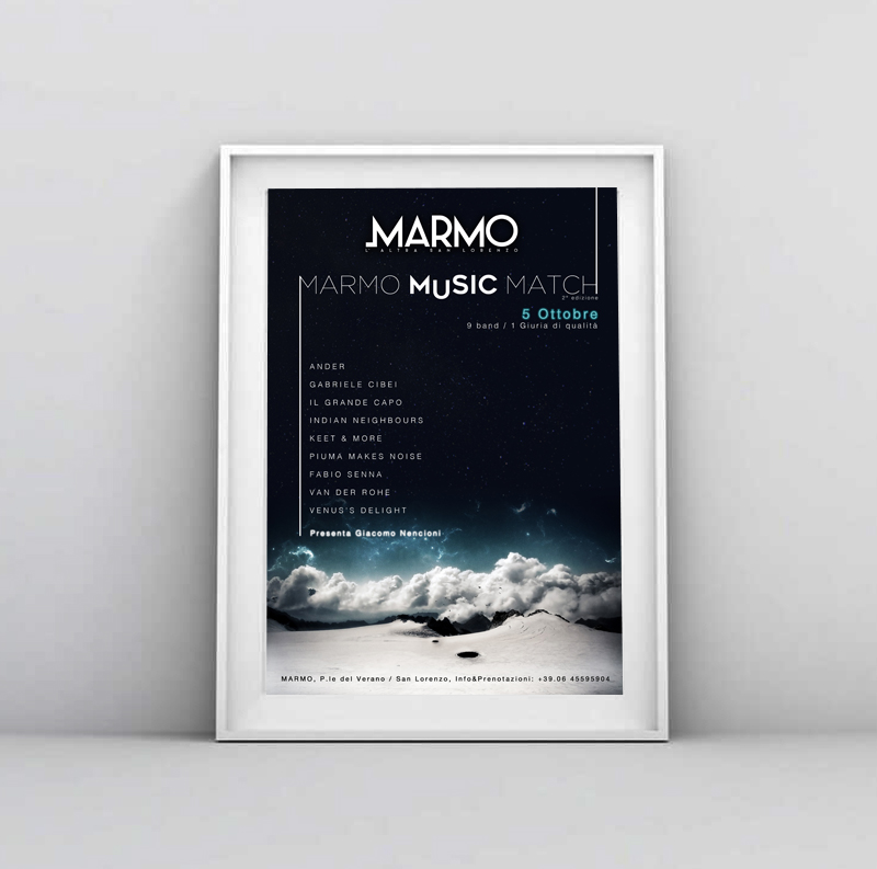 Marmo Music Match