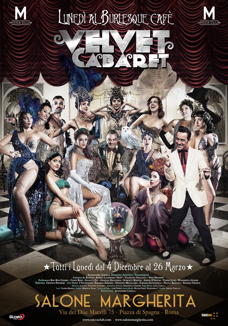 Velvet Cabaret'