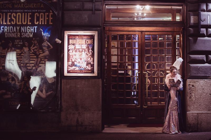 Burlesque Cafè