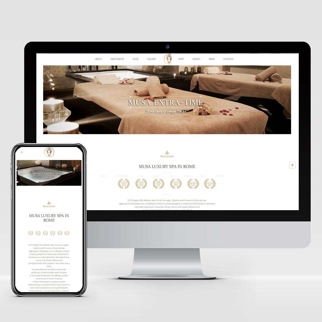 Musa Luxury Spa