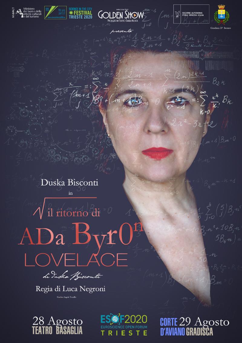 Il ritorno di Ada Byron Lovelace