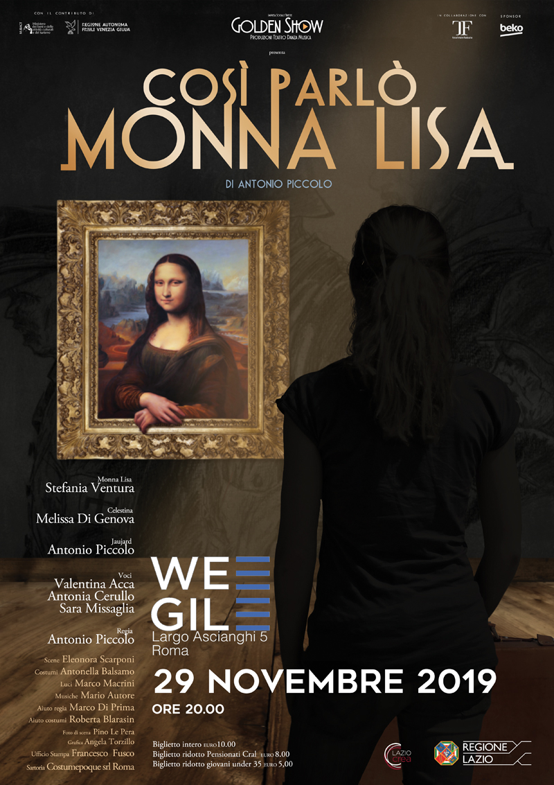 Così parlo Monna Lisa