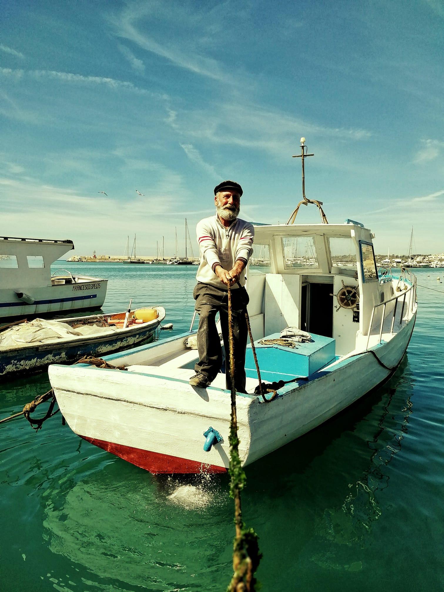 Pescatore di Sciacca