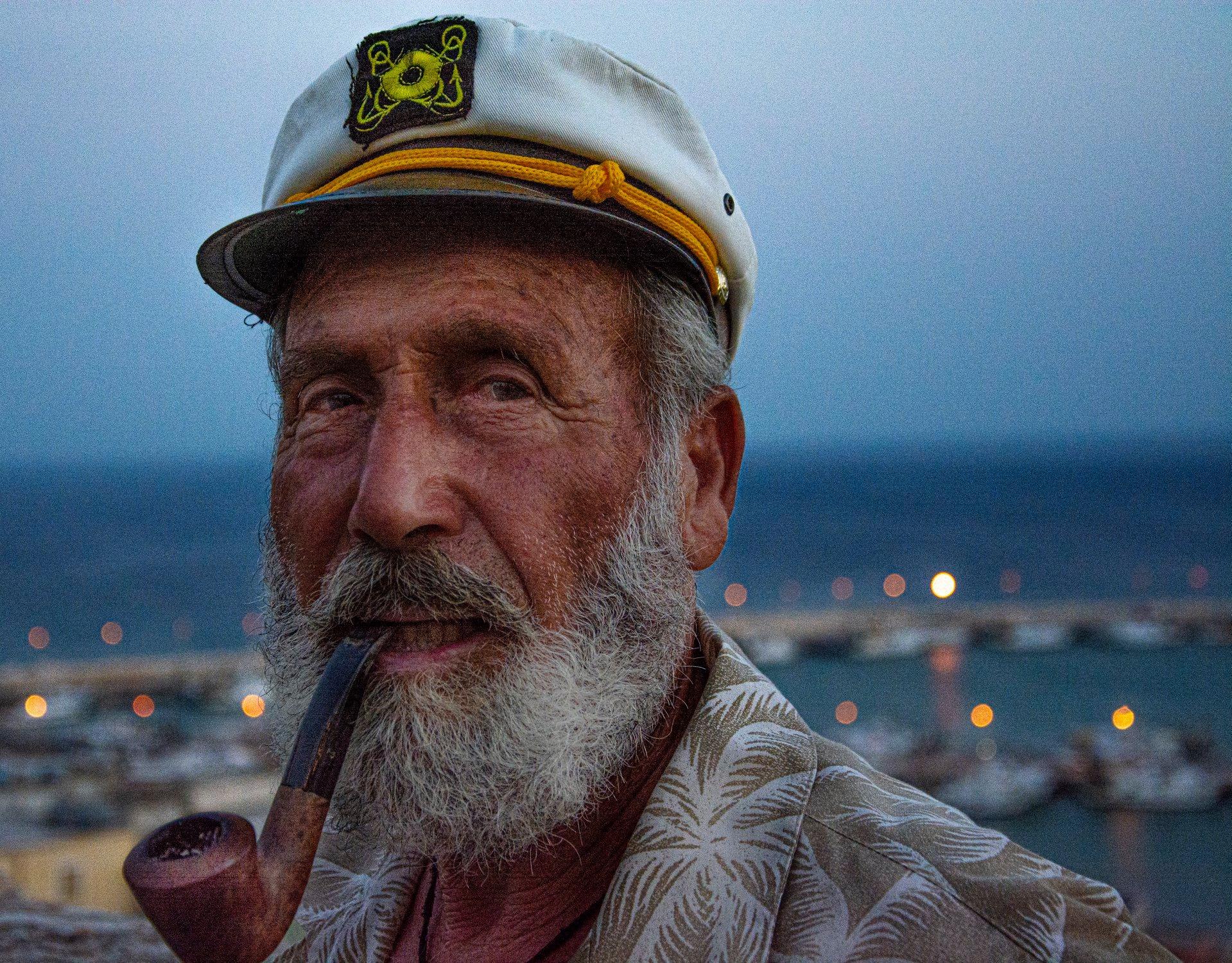 Ritratto di Pescatore