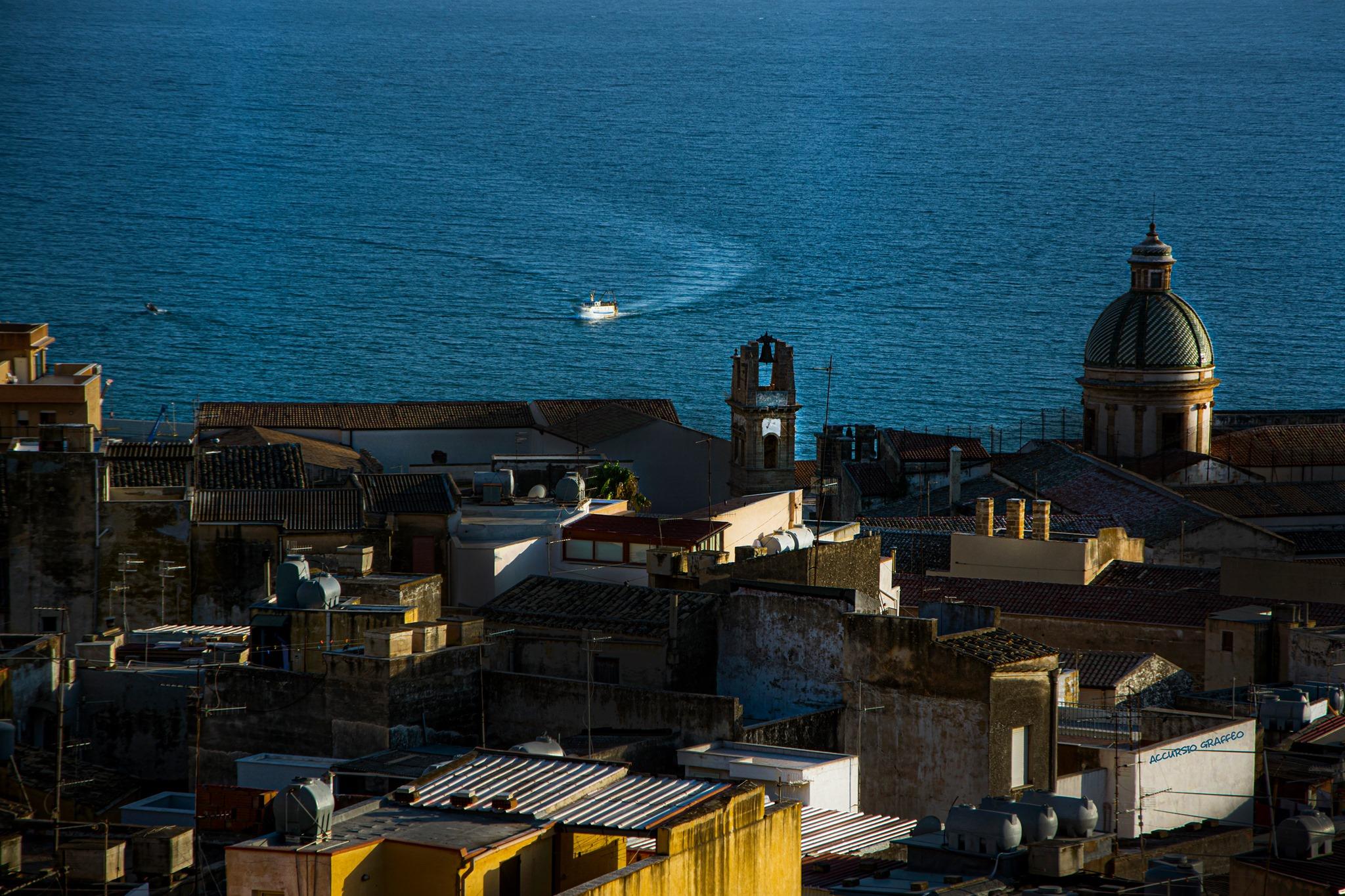 Paesaggio siciliano