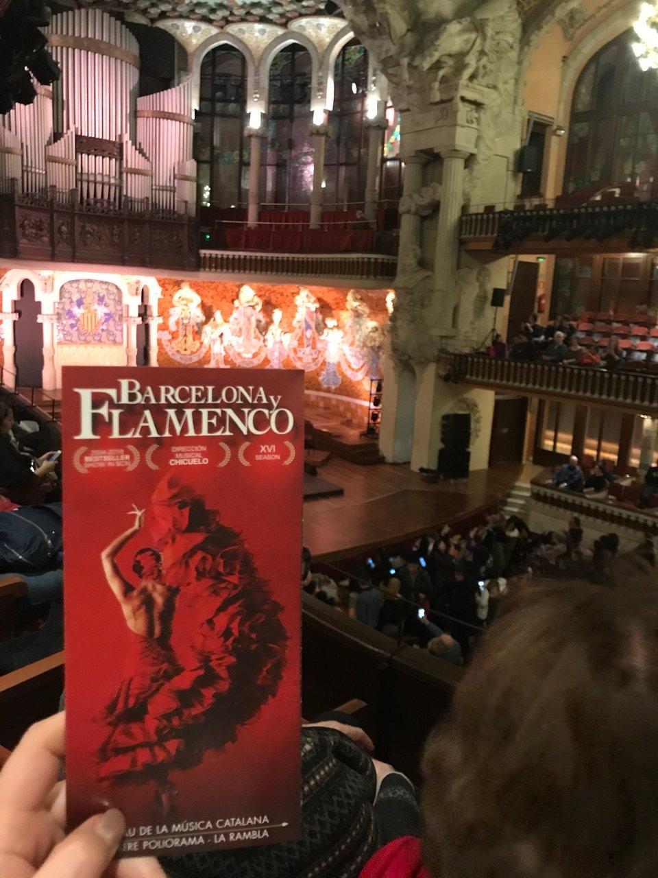 Opera y Flamenco'